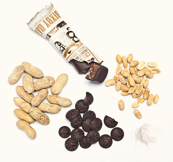 Nutty For You Ingredients